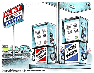 Flint, Michigan, bureaucrats