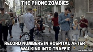 The Zombie Masses