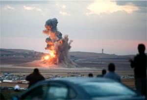 West Screams 'War Crimes'