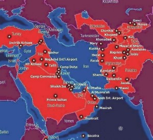 A TALE OF TWO COUNTRIES - map-us-bases-Iran