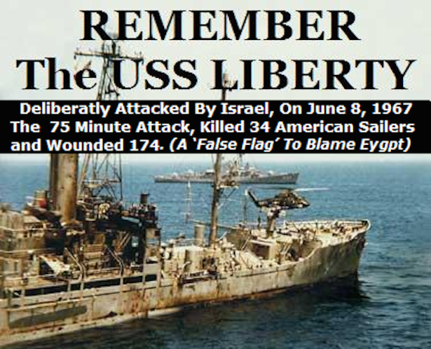 A Tale of Two Countries - uss-liberty_