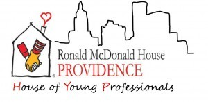 From Homeless - Ronald McDonald House logo