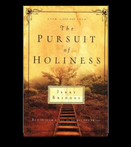 Jerry Bridges - The Pursuit of Holiness