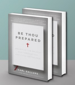 Pastor, Author Be-Thou-Prepared