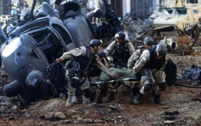'Black Hawk down' survivor says Jesus is the only way to transform the world