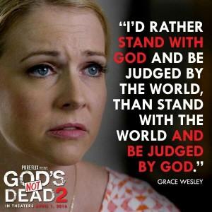 Actor Jesse - Gods Not Dead