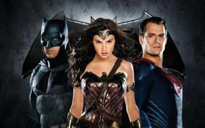 Batman v Superman movie: Superhero rumble
