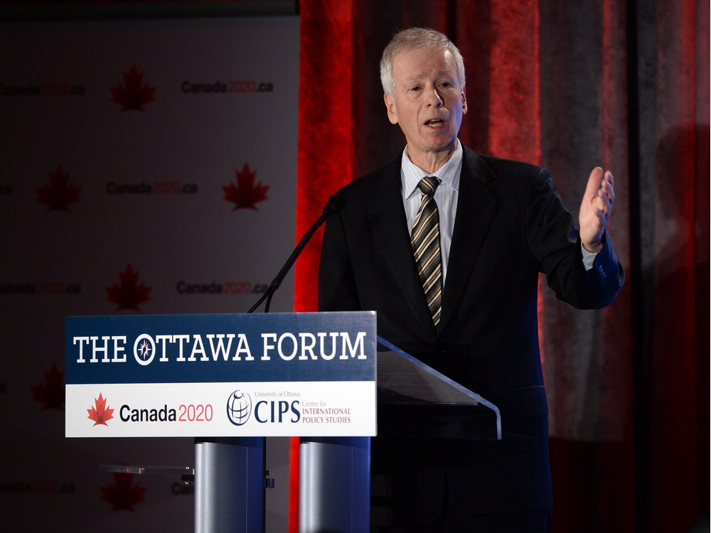 Minister of Foreign Affairs Stephane Dion speaks during a conference on foreign affairs in Ottawa on Thursday, Jan. 28, 2016. THE CANADIAN PRESS/Sean Kilpatrick