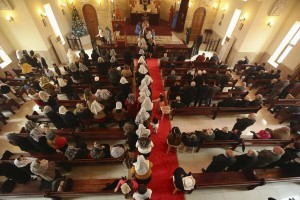Christianity thrives in Iran