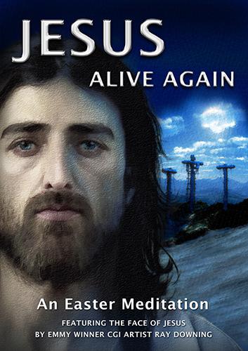 Emmy-winning artist depicts Jesus from Shroud2