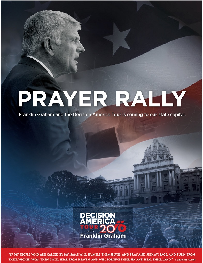 Franklin Graham Capital Tour