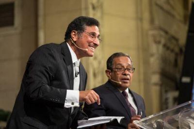 Hundreds Respond During Egypt Revival Gathering