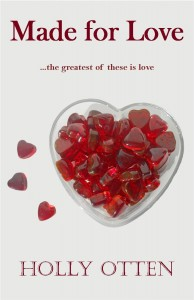 Made for Love- FRONT COVER
