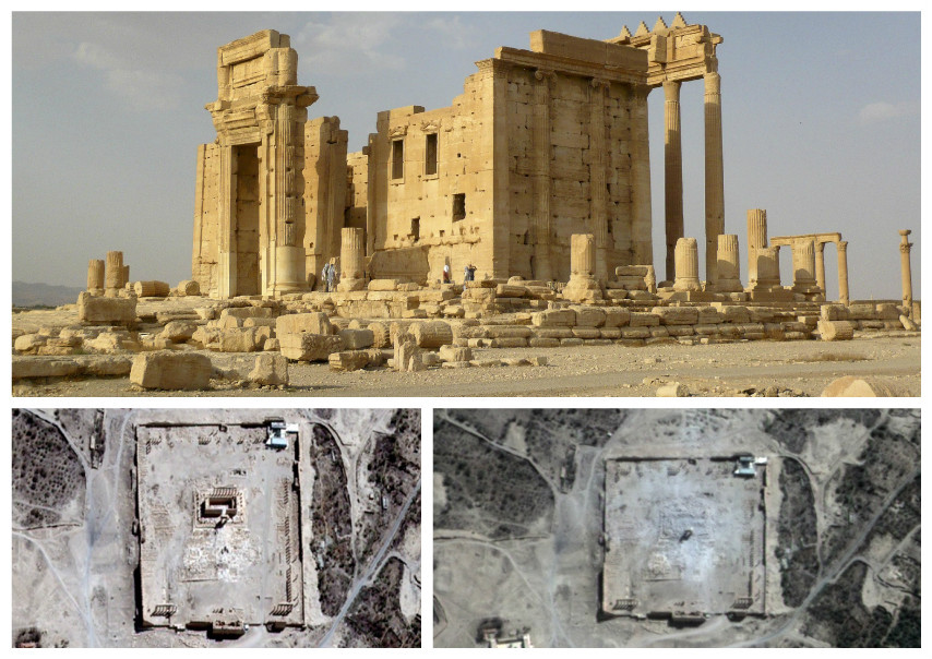 The Temple Of Baal1