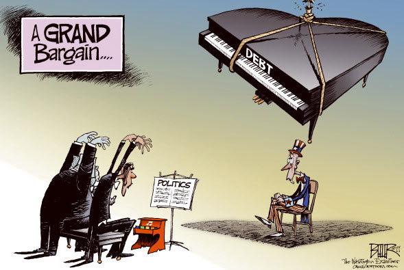 Toward A Grand New Bargain