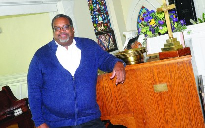 Woodlawn Baptist Church Gets New Pastor