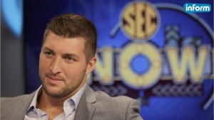 Tim Tebow urges