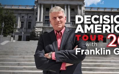 Decision America: A Call To Pray