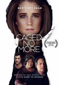 Award-Winning 'CAGED NO MORE'