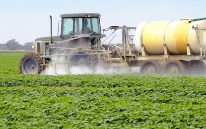 Cancer-causing Glyphosate Herbicide Found in Urine of 93% of Americans