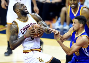 Golden State Warriors, Cleveland Cavaliers Pray1