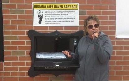 Indiana demands child advocates abandon baby box effort