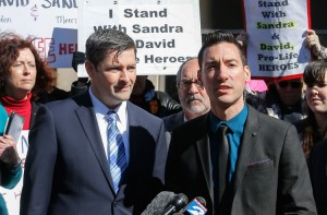 Judge dismisses misdemeanor charge against CMP's Daleiden