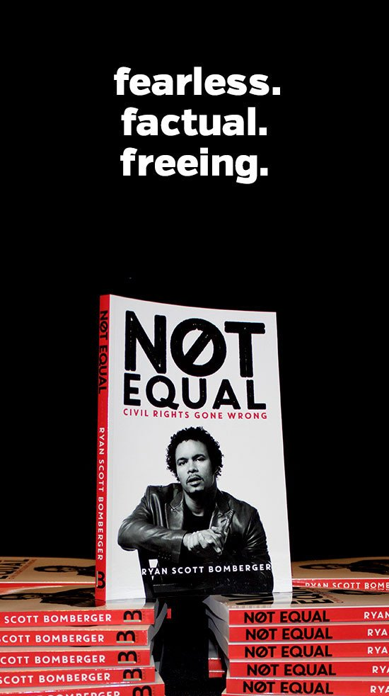 New Book, Not Equal