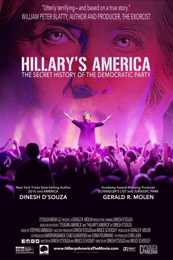 Dinesh D'Souza's - hillary-s-america