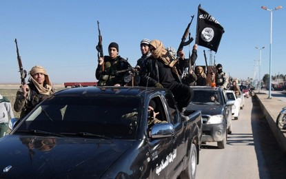 ISIS is losing the ground war but winning online