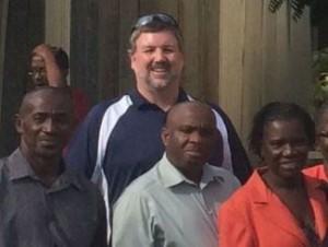 Jamaica missionaries'