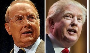 James Dobson joins evangelicals for Trump