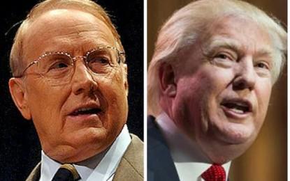 James Dobson joins evangelicals for Trump