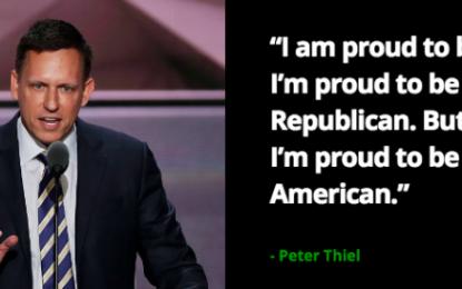 Peter proud gay