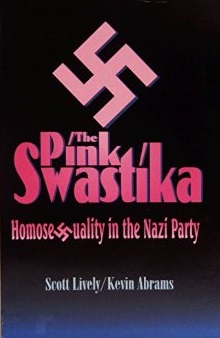 Profile in Courage - The_Pink_Swastika,_first_edition