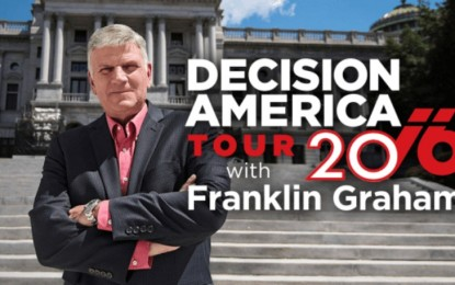 Stony Lane Church Organizing Buses to Franklin Graham Event at the RI Statehouse
