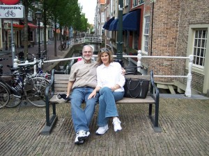 Teaching the Teachers - Ramzy and Nancy Asfour in Holland