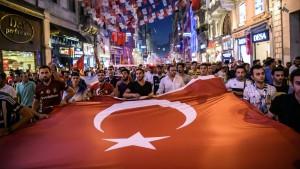 Turkey deals iron-fisted
