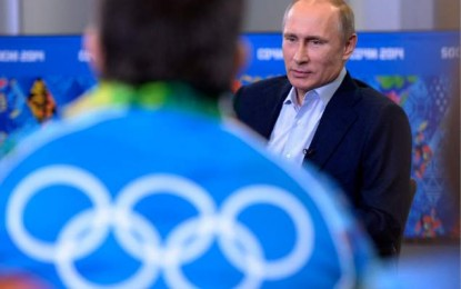 Washington Is Politicizing The Olympics: Ongoing Attempts to Ban Russia