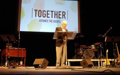 Palau Unites Churches at The Vets