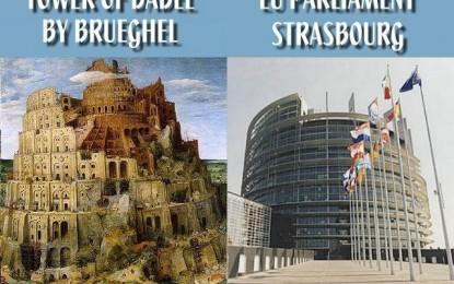 Warning issued over 'new Tower of Babel'