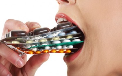 """Prescription Drugs: Time to """"Just Say No"""""""