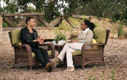 Hillsong NYC pastor has frank talk with Oprah about having a personal relationship with God, placing Jesus first