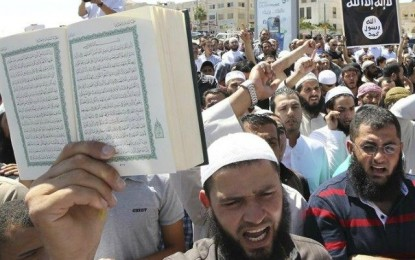Muslim storms kids' Christmas play yelling 'Allahu akbar!'