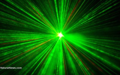 New laser technology being tested to protect crops from birds, rats and pests as alternative to poison
