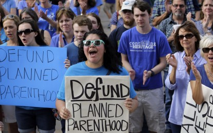 Texas defunds Planned Parenthood, to cut $3.1 million in Medicaid from abortion giant