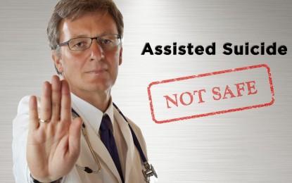 U.S. psychiatrists speak out against euthanasia