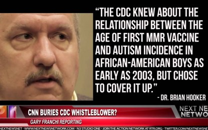 CDC Scientist Whisteblowers Confirm Corruption Within the CDC