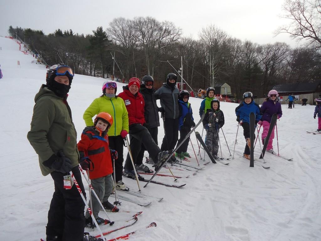 Ski Blue Hills -Team 2017