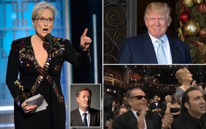 Streep's Hypocrisy is Breathtaking
